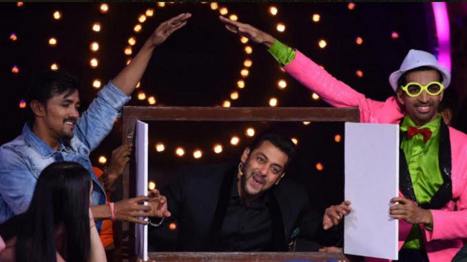 Salman Khan on Bigg Boss 11 mega episode