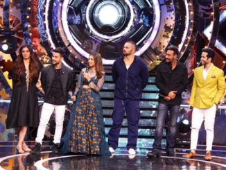 Team Golmaal on Bigg Boss 11