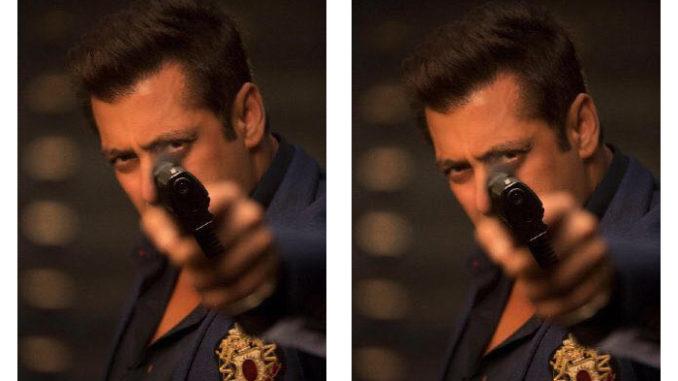 Salman Khan in Race 3