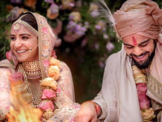 Anushka Sharma, Virat Kohli get married