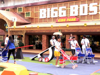 Baby's day out on Bigg Boss 11