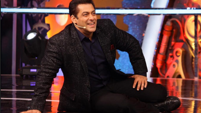Salman Khan on Bigg Boss 11