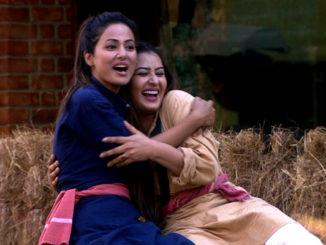 Hina Khan, Shilpa Shinde in Bigg Boss 11