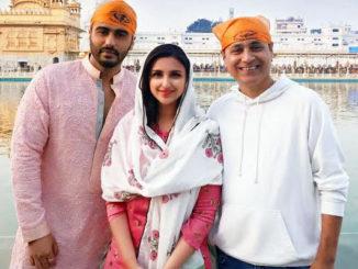 Arjun Kapoor, Parineeti Chopra, Vipul Shah