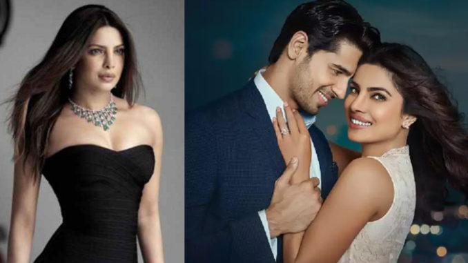 Priyanka Chopra, Sidharth Malhotra in Nirav Modi commercials