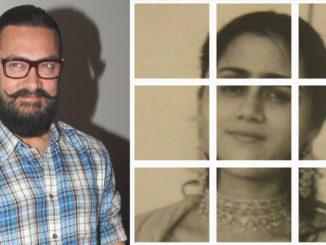 Aamir Khan, Zeenat Hussain