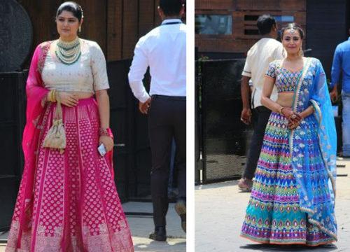 Anshula Kapoor, Swara Bhaskar