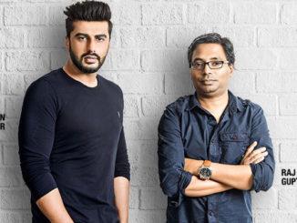 Arjun Kapoor, Raj Kumar Gupta