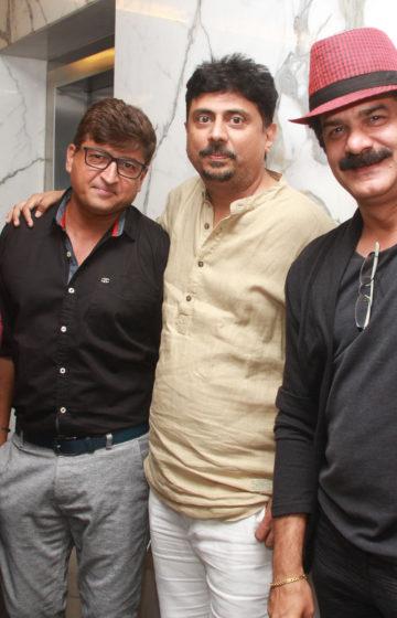 Aatish Kapadia, Umesh Shukla, Jamnadas Majethia