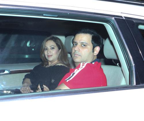 Producer Ajay Kapoor