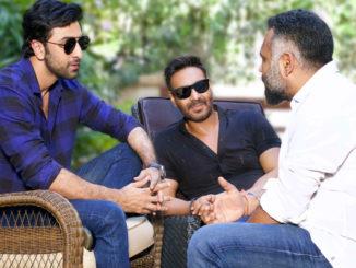 Ranbir Kapoor, Ajay Degvn, Luv Ranjan
