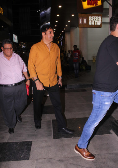 Ranveer Singh's father attended the special screening