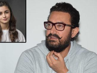 Alia Bhatt, Aamir Khan