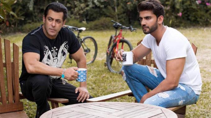 Salman Khan, Zaheer Iqbal