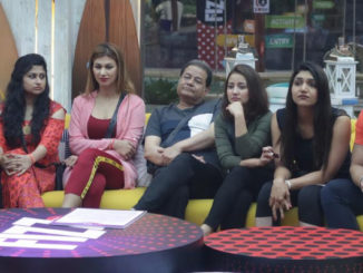 Bigg Boss 12 Day One