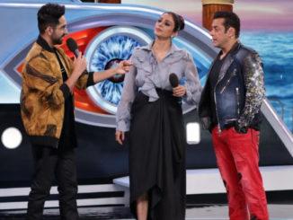 Ayushmann Khurrana, Tabu, Salman Khan on Bigg Boss 12