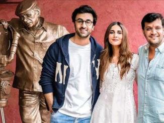 Ranbir Kapoor, Vaani Kapoor, Karan Malhotra