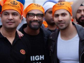 Bhushan Kumar , Remo D'Souza and Varun Dhawan